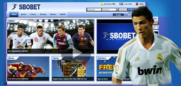 Situs resmi judi online sbobet